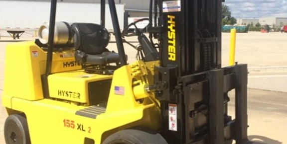 Rent a forklift from Jamco East Tampa