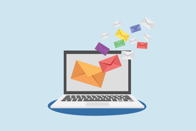 Reach Customers with Email Marketing