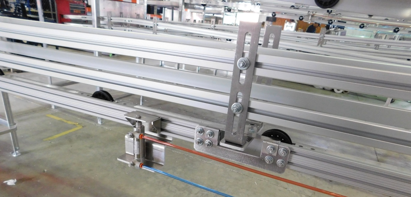 Custom Metal Designs conveyors help you save