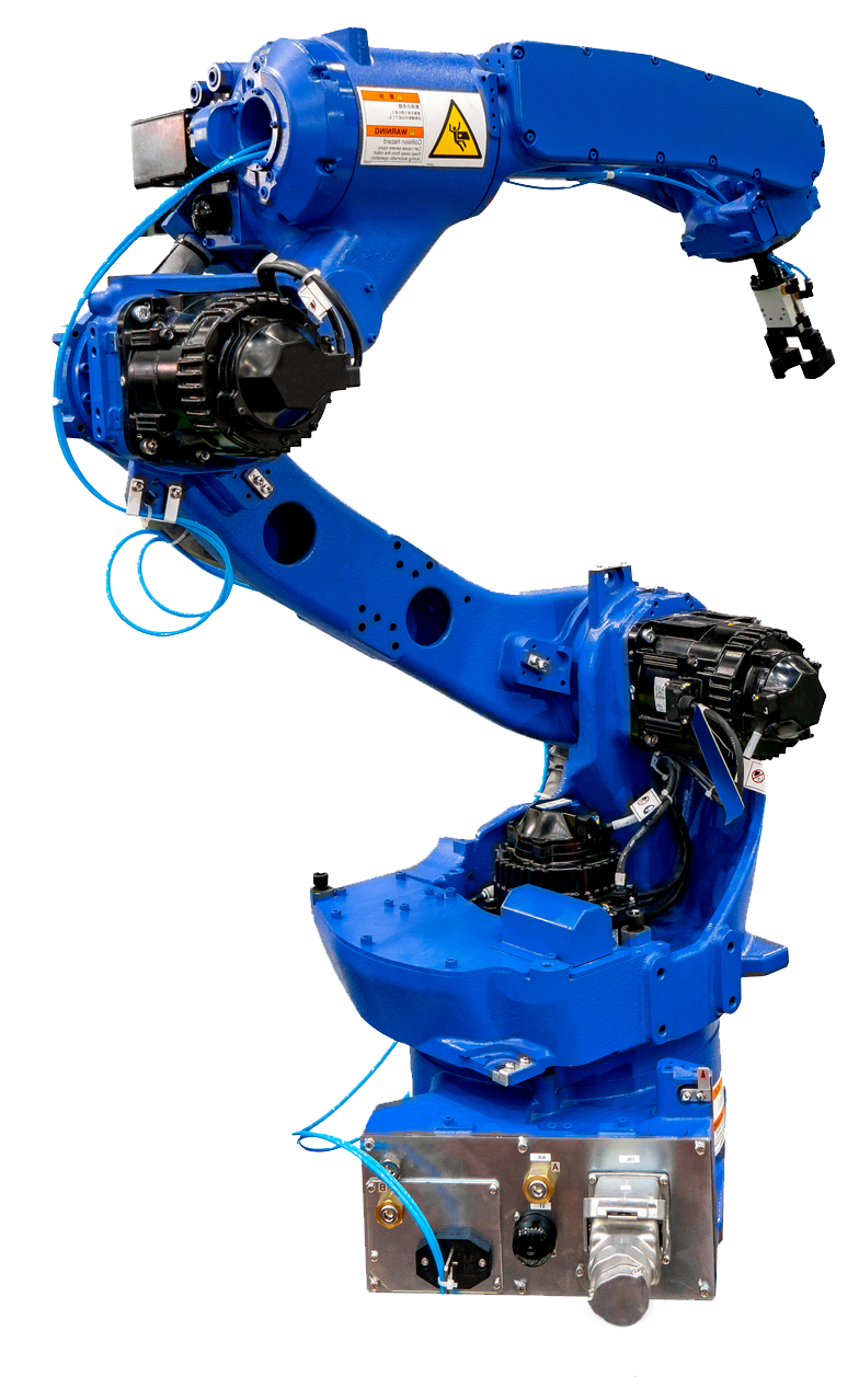A Robotic Arm commonly used by Custom Metal Designs