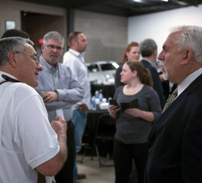 Arden Speaking With John Ratzenberger (Cliff From Cheers). That. Is. Awesome.
