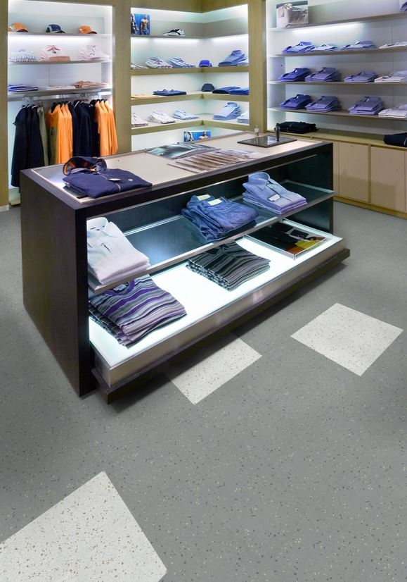 Image of clothing store