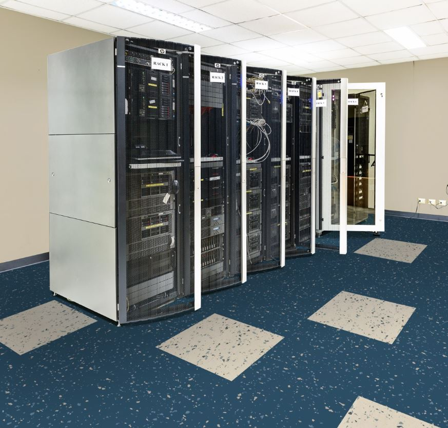 Image of computer room