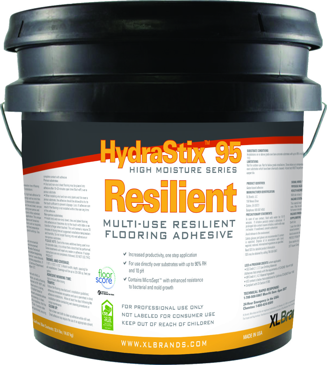 Image of Hydrastix 95 Bucket