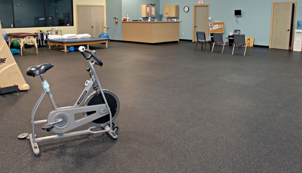 Image of physical therapy room
