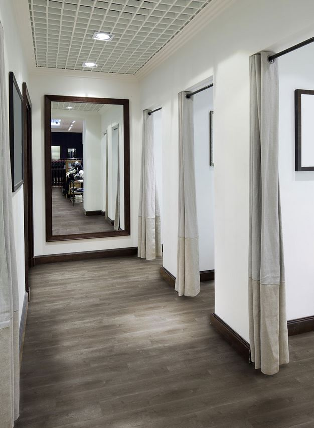 Image of Store Fitting Rooms
