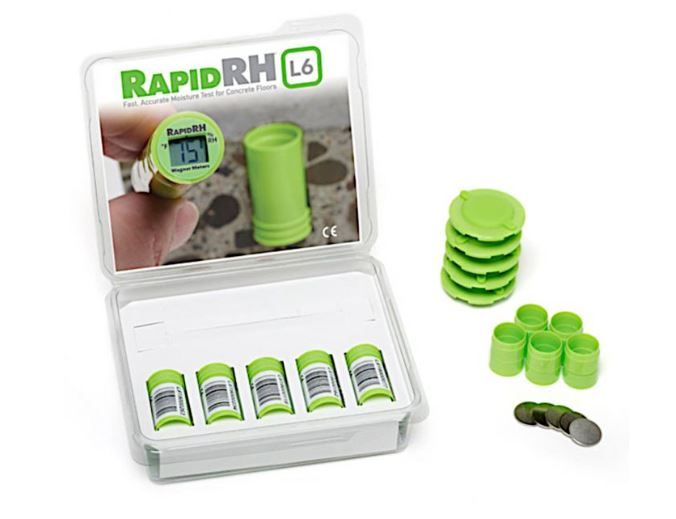 Wager RapidRH L6 case and products