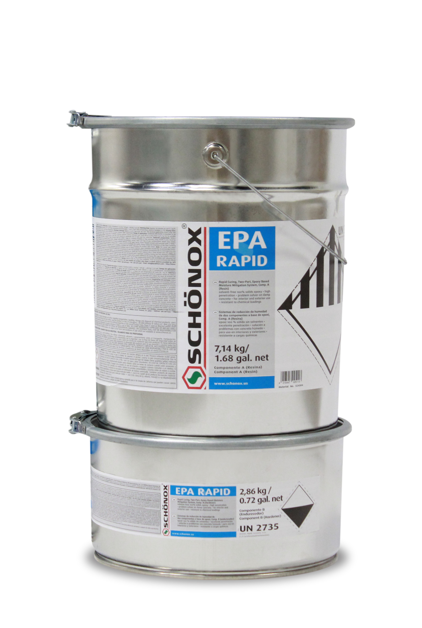 Image of EPA Rapid Product Bucket