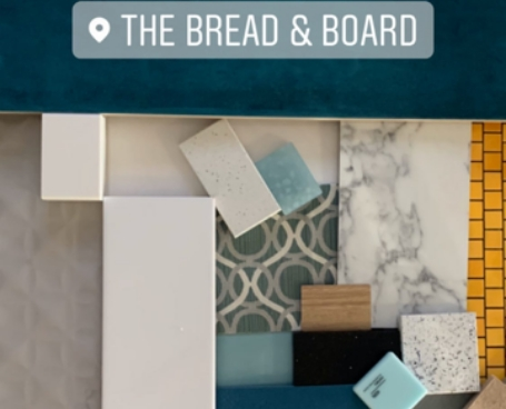 Finish Meeting for Bread and Board