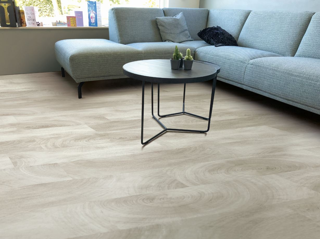 Living Space Using LVT