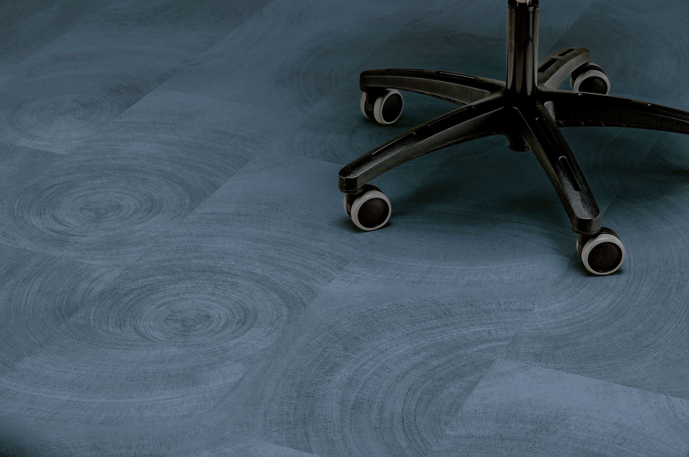 Rolling Chair Over LVT Floor
