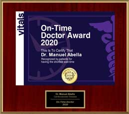 on-time-doctor-award