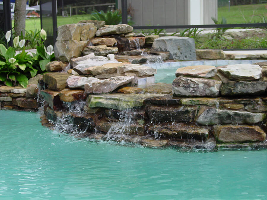 Rock Water Features 10