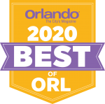 Orlando Best of 2020 Award Badge