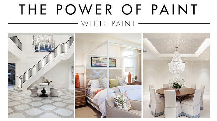 The Power Of Paint: White Paint