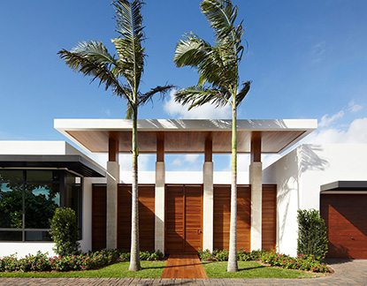 Marc-Michaels Modern Design Estate Home Exterior