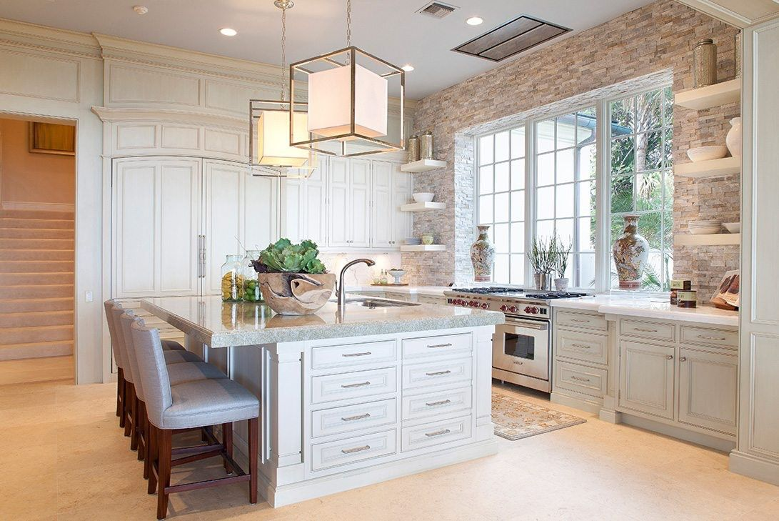 Luxury Kitchens Designed For Entertaining