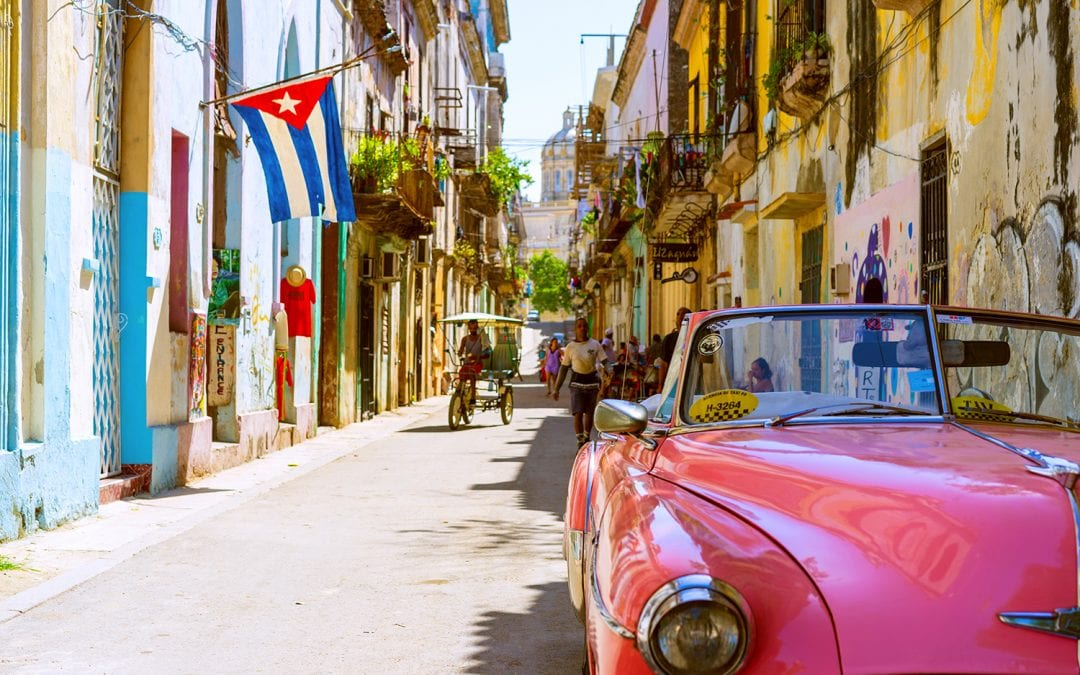 Experience Cuba the Norwegian Way