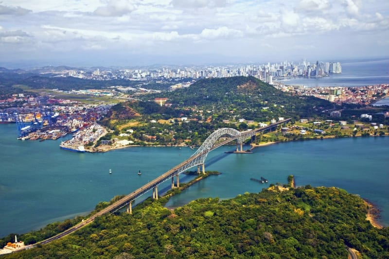 Travel through the Panama Canal with NCL