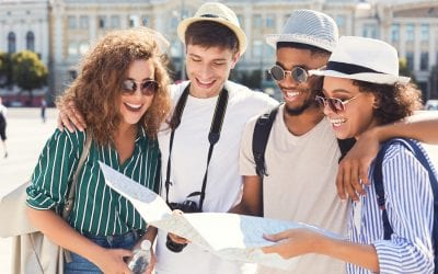 Six Benefits of Group Travel with Contiki