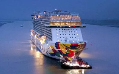 Everything You Need to Know About the Norwegian Encore